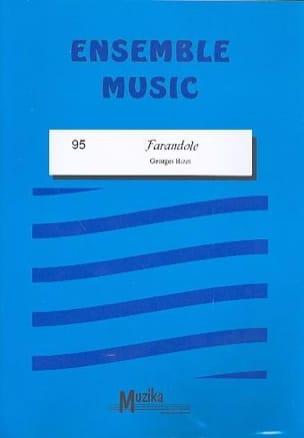 Farandole -Ensemble BIZET Partition ENSEMBLES - laflutedepan