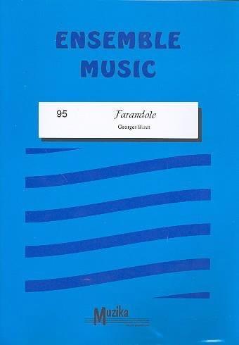 Farandole -Ensemble - BIZET - Partition - laflutedepan.com