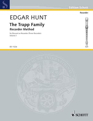 Recorder method, Book 1 - Descant or tenor laflutedepan