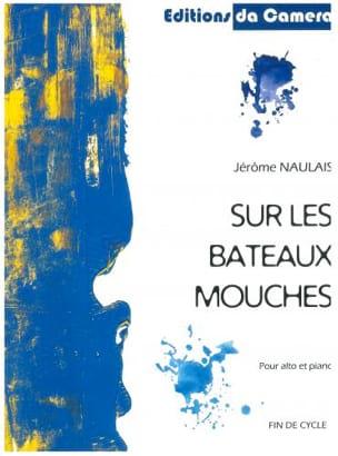 Sur les Bateaux Mouches - Alto-Piano Jérôme Naulais laflutedepan