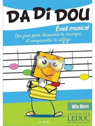 Da Di Dou - Eveil musical Mann Mito Partition laflutedepan