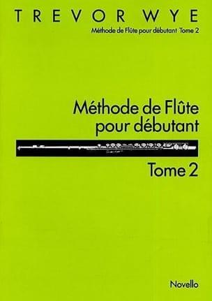 Méthode de Flûte Pour Débutant Volume 2 Trevor Wye laflutedepan