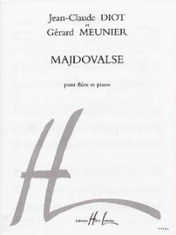Majdovalse Diot Jean-Claude / Meunier Gérard Partition laflutedepan
