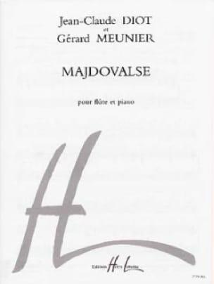 Majdovalse - Diot Jean-Claude / Meunier Gérard - laflutedepan.com