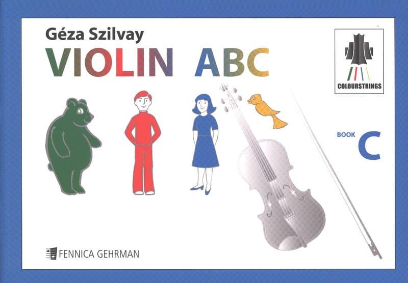 Violin ABC Book C - Geza Szilvay - Partition - laflutedepan.com