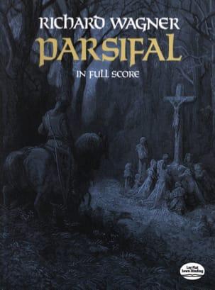 Parsifal - Full Score WAGNER Partition Grand format - laflutedepan