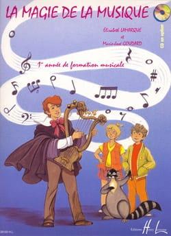 Elisabeth LAMARQUE et Marie-José GOUDARD - La magia de la música - Volumen 1 - Partition - di-arezzo.es