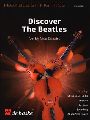 Discover the Beatles - Trio à Cordes Beatles Partition laflutedepan