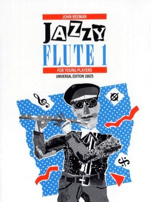 Jazzy Flute 1 - Flute piano John Reeman Partition laflutedepan