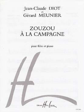 Zouzou à la campagne Meunier Gérard / Diot et Meunier laflutedepan