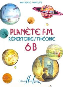 Planète FM 6B - Répertoire + Théorie Marguerite Labrousse laflutedepan