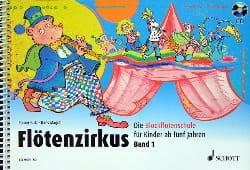 Flötenzirkus Vol 1 - Butz Rainer / Magolt Hans - laflutedepan.com
