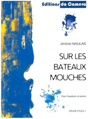 Sur les Bateaux Mouches - Hautbois-Piano Jérôme Naulais laflutedepan