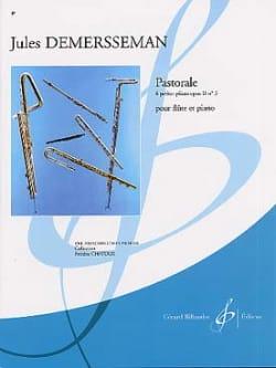 Pastorale op. 2 n° 3 Jules Demerssemann Partition laflutedepan