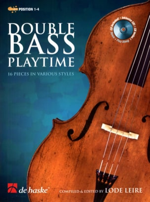 Leire Lode - Double Bass Playtime - Partition - di-arezzo.com