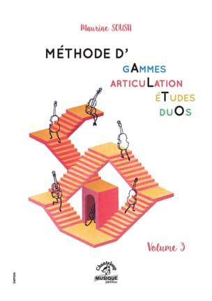 Méthode d'Alto Volume 3 Maurine Sousa Partition Alto - laflutedepan