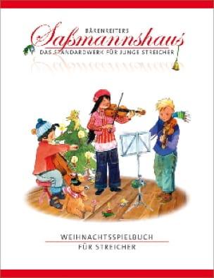 Christmas Book for string quartet - laflutedepan.com