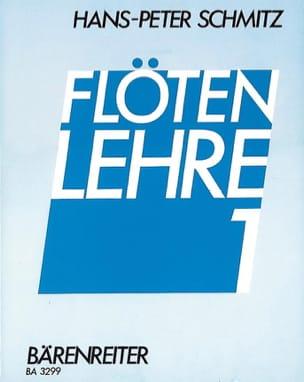 Flötenlehre - Bd. 1 Hans-Peter Schmitz Partition laflutedepan
