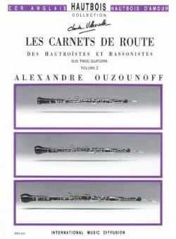 Les Carnets de Route Volume 2 - Parties + Conducteur laflutedepan