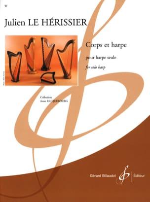 Corps et Harpe Hérissier Julien Le Partition Harpe - laflutedepan