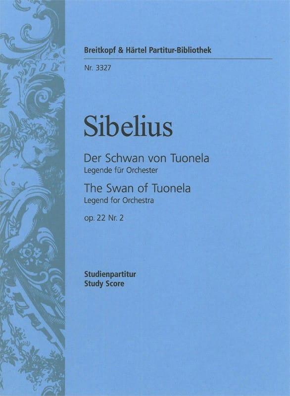 Der Schwan Von Tuonela Op.22 N°2 - SIBELIUS - laflutedepan.com