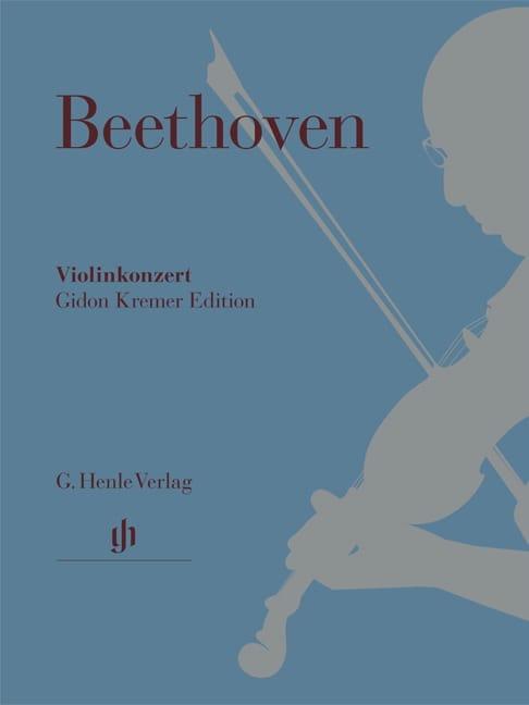 Concerto pour violon en Ré majeur - opus 61 - Gidon Kremer Edition - laflutedepan.com