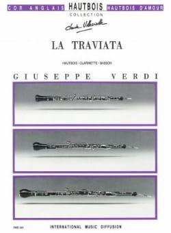 La Traviata - Hautbois, clarinette et basson VERDI laflutedepan