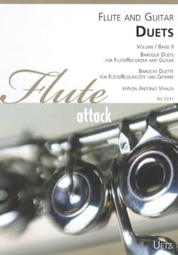 Duos - Flûte et Guitare VIVALDI Partition Duos - laflutedepan