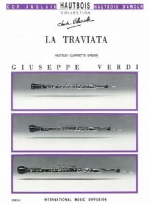 La Traviata - Hautbois, clarinette et basson - laflutedepan.com