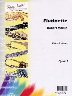 Flûtinette Robert Martin Partition Flûte traversière - laflutedepan