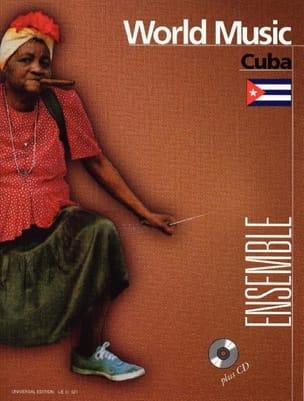 World Music - Cuba -Ensemble laflutedepan