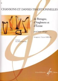 Chansons et danses traditionnelles de Bretagne, d'Angleterre et d'Ecosse laflutedepan