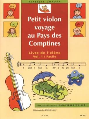Petit Violon au Pays des Comptines Volume 1 laflutedepan