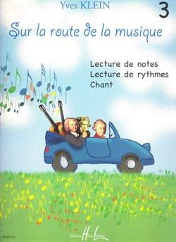 Sur la route de la musique - Volume 3 Yves Klein laflutedepan