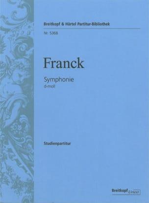 César Franck - Symphony In D Minor - Partition - di-arezzo.co.uk