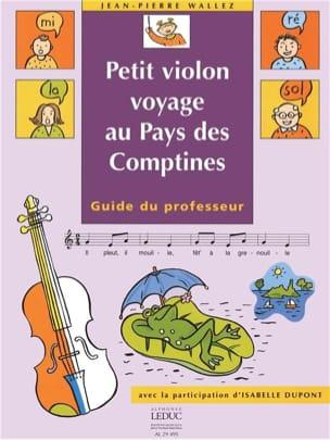Petit violon au Pays des Comptines - Prof. laflutedepan