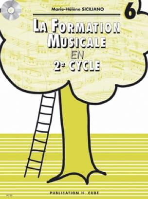 La Formation Musicale en 2ème Cycle - Volume 6 - laflutedepan.com