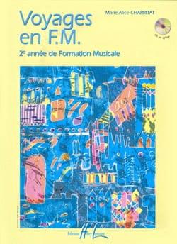 Voyages en FM Marie-Alice Charritat Partition Solfèges - laflutedepan
