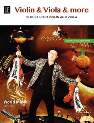 Violin & Viola & more Aleksey Igudesman Partition 0 - laflutedepan