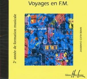 Voyages en FM - CD - Marie-Alice Charritat - laflutedepan.com