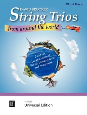 String Trios from around the world Traditionnels laflutedepan