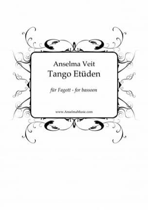 Tango Etüden Anselma Veit Partition Basson - laflutedepan