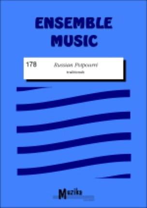 Russian Pot pourri - Partition - ENSEMBLES - laflutedepan.com