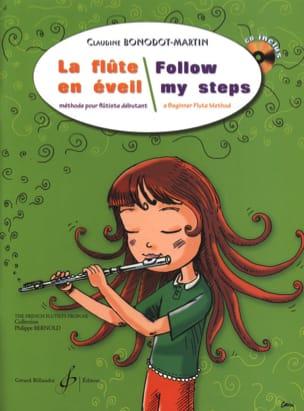 La Flûte en éveil Claudine Bonodot-Martin Partition laflutedepan