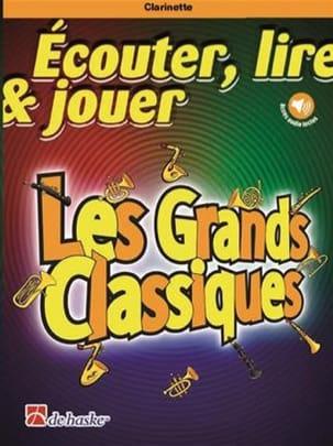 Ecouter Lire et Jouer - Les Grands Classiques - Clarinette laflutedepan