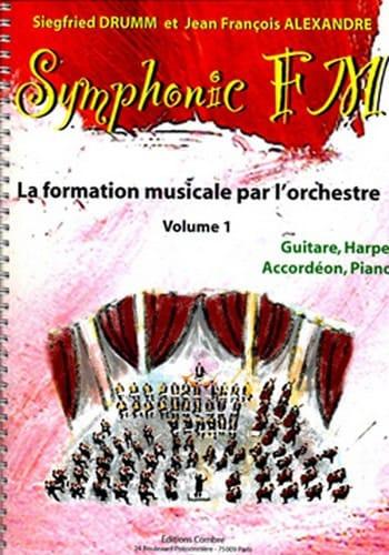 Symphonic FM Volume 1 - Guitare, Harpe, Accordeon, Piano - laflutedepan.com