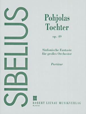 Tochter Pohjolas op. 49 SIBELIUS Partition Grand format - laflutedepan