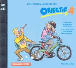 Objectif - 4ème - CD seul laflutedepan