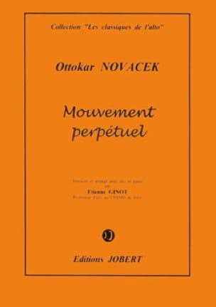 Mouvement Perpétuel - Alto - Ottokar Novacek - laflutedepan.com