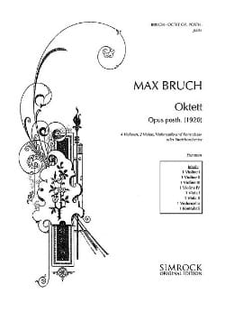 octuor op. posth. - Soli o. Streichorchester - Stimmen laflutedepan